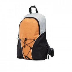 TIKAL - Polyester backpack with foamed back