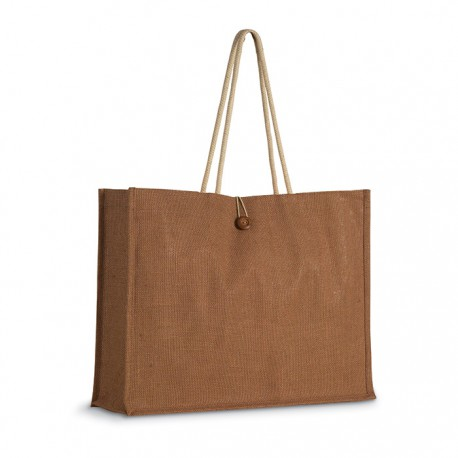 TUTTI - Jute shopper bag