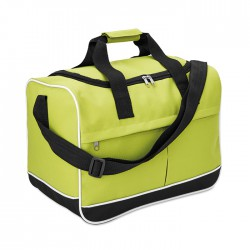 Fitness sport bag in 600D polyester