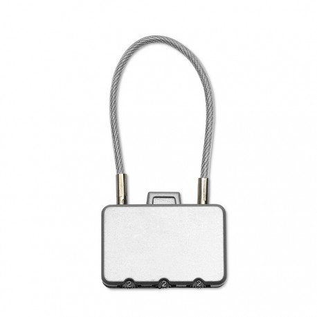 THREECODE - Suitcase lock