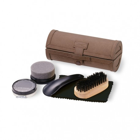 GENTLEMAN - 5 pieces luxurious shoe polish kit