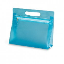 PVC cosmetic pouch