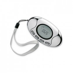 BODYCONTROL - 2 in 1 fat analyser and pedometer