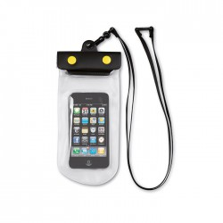 iPhone waterproof pouch in PVC