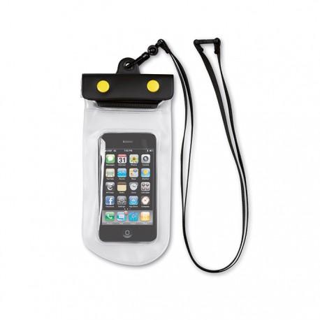 iPhone® waterproof pouch in PVC