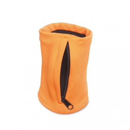 PRORUN - Elastic material zipped wrist pouch