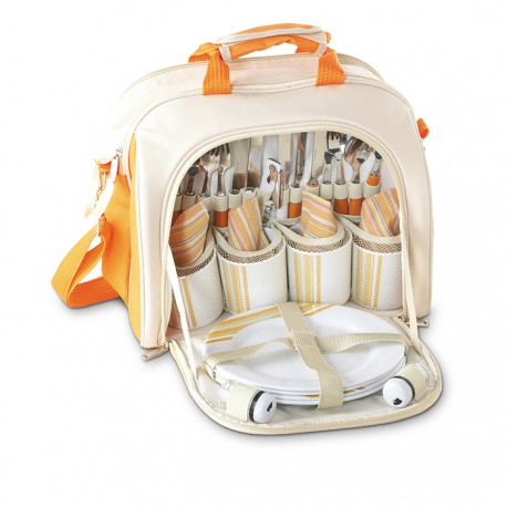 RUSTIC - Complete picnic backpack