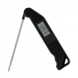 Digital barbecue thermometer