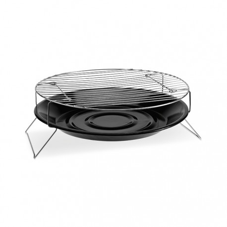 VENUS - Foldable metal barbecue