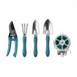 ADAM - Set of 5 garden tools in box