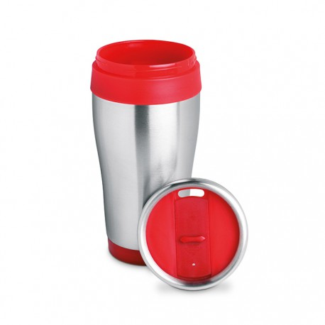 TRAM - Double wall stainless steel travel cup