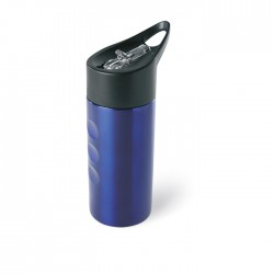 LAGOON - Single wall stainless steel drinking bottle