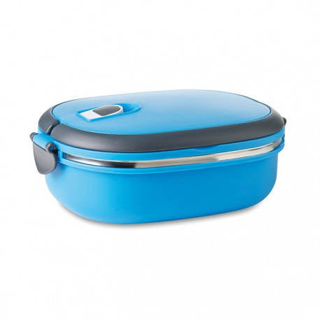 DELUX LUNCH - Lunch box with air tight lid