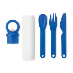 LUIN PLUS - Cutlery set with bottle opener