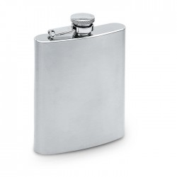 Slim hip flask