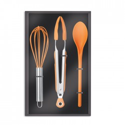 RIVA - Set of 3 kitchen tools