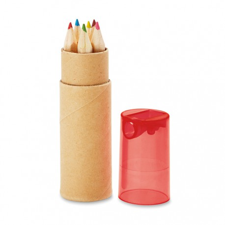PETIT LAMBUT - 6 piece colouring pencils