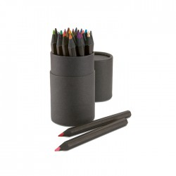 Colour Pencil Set - 24 pieces