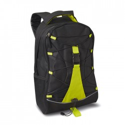 MONTE LEMA - Black backpack