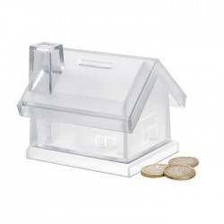 MYBANK - House shaped coin bank