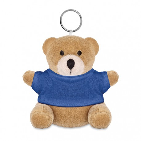 NIL - Teddy bear plush key ring