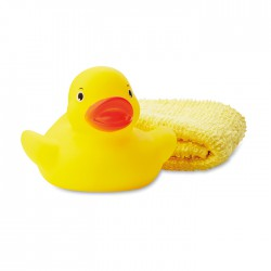 PATHY - Bath duck with mini towel