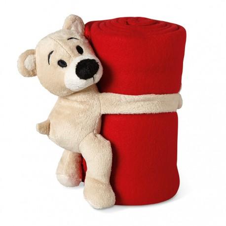 MANTA - Childern's fleece blanket