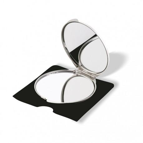 SORAIA - Aluminium make-up mirror