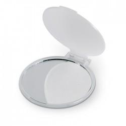 Single sided make-up mirror