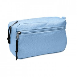 SMALL & SMART - Cosmetic bag with double zipper