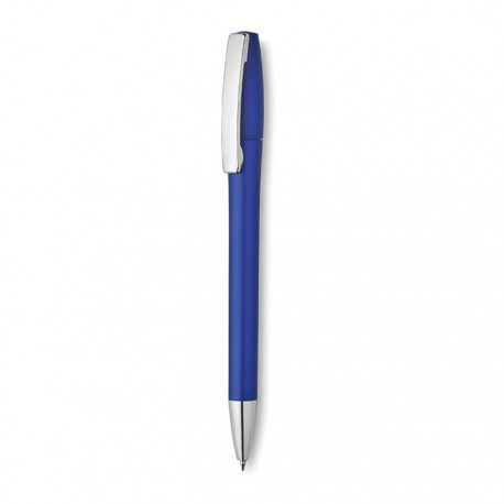 REBE - Plastic ball pen with metallic finish