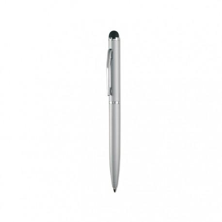 SILTIP - Blue ink metal twist pen