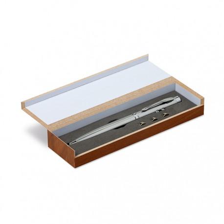 ALASKA - Multifuctional silver pen