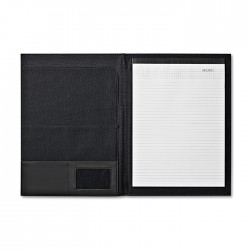 A4 size portfolio with writing pad