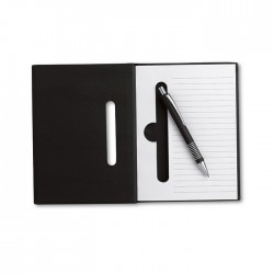 NOTILUX - 140 blank page paper notebook