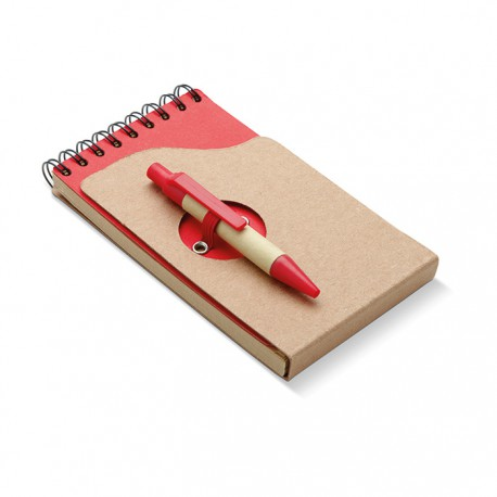 NATUNOTE - Notebook with spiral binding. 70 pages