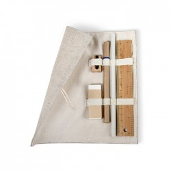 ECOSET - 6 pieces stationery set
