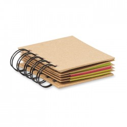 BRETA - Memo set including 3 large memo pads