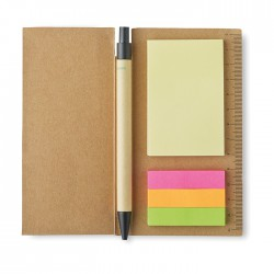 STICPAD - Sticky notes in paper card