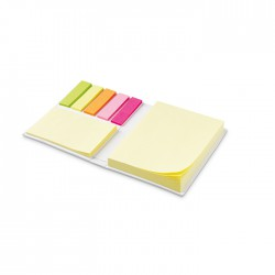 VISIONMAX - 5 piece set including big and medium yellow memo pads