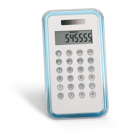 CULCA - 8 digit dual power calculator