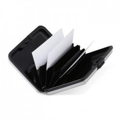 LENNY - Aluminium credit card holder