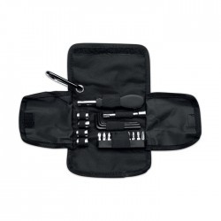 BRICOSET - Tool set in 600D polyester