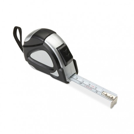 DAVID - 3m ABS professional measuring tape in silver case