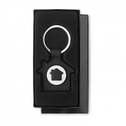 HOUSE SOFT - Key ring made of silicone with trolley token