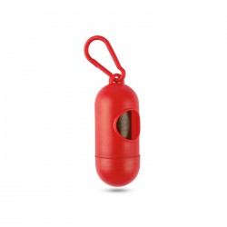 TEDY - plastic container with hook