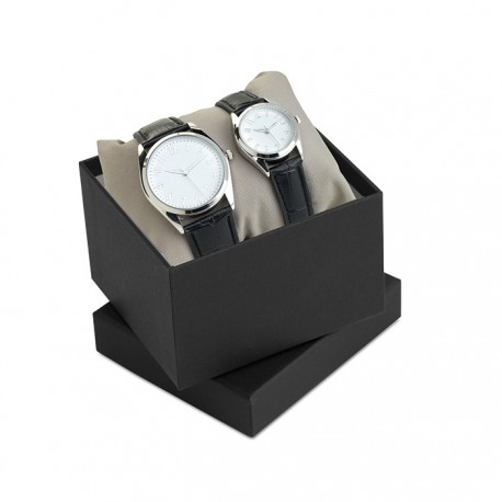 TIME FOR TWO - Gents and ladies watch set