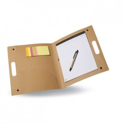 Carton Folder with Stationery