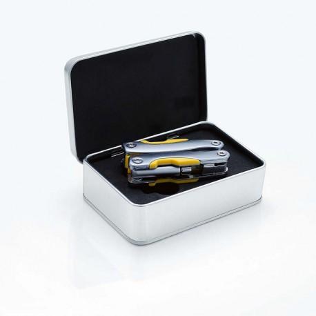 Multipurpose tool kit with LED light (9 in 1)