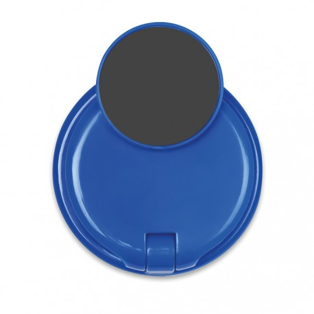 ROUNDY - Adjustable coloured ABS phone holder with upper sticky side.